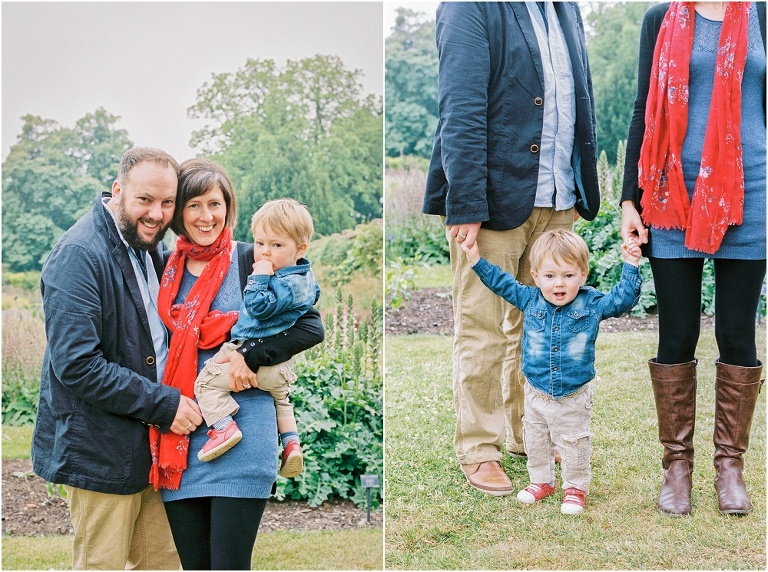 Kew bridge london family shoot