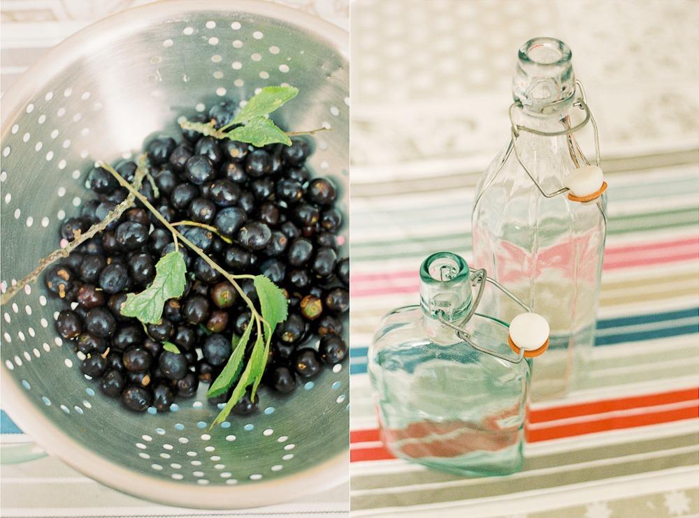 Fiona Caroline Photography sloe gin recipe