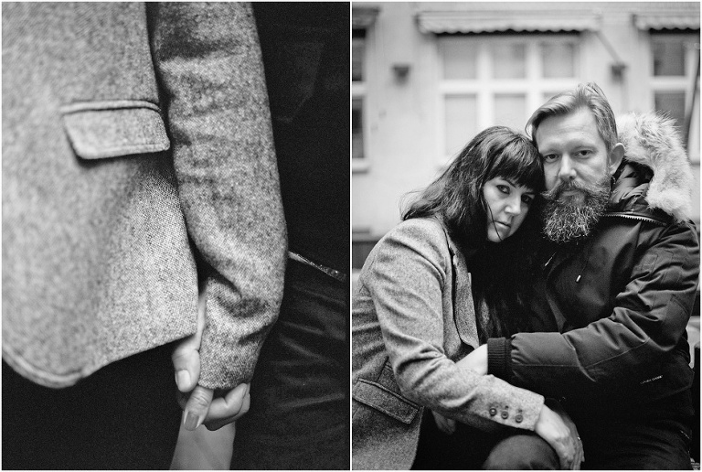 Couple Photography in winter