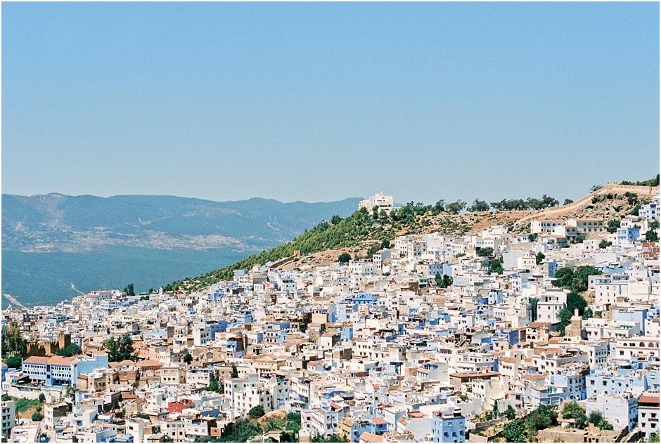 Chefchaouen City View