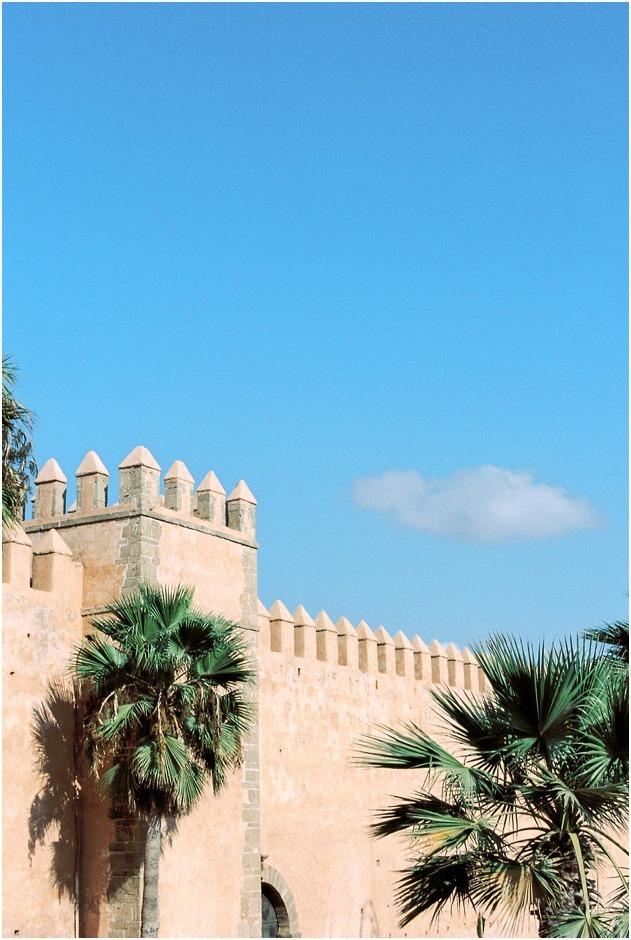 Rabat City Walls