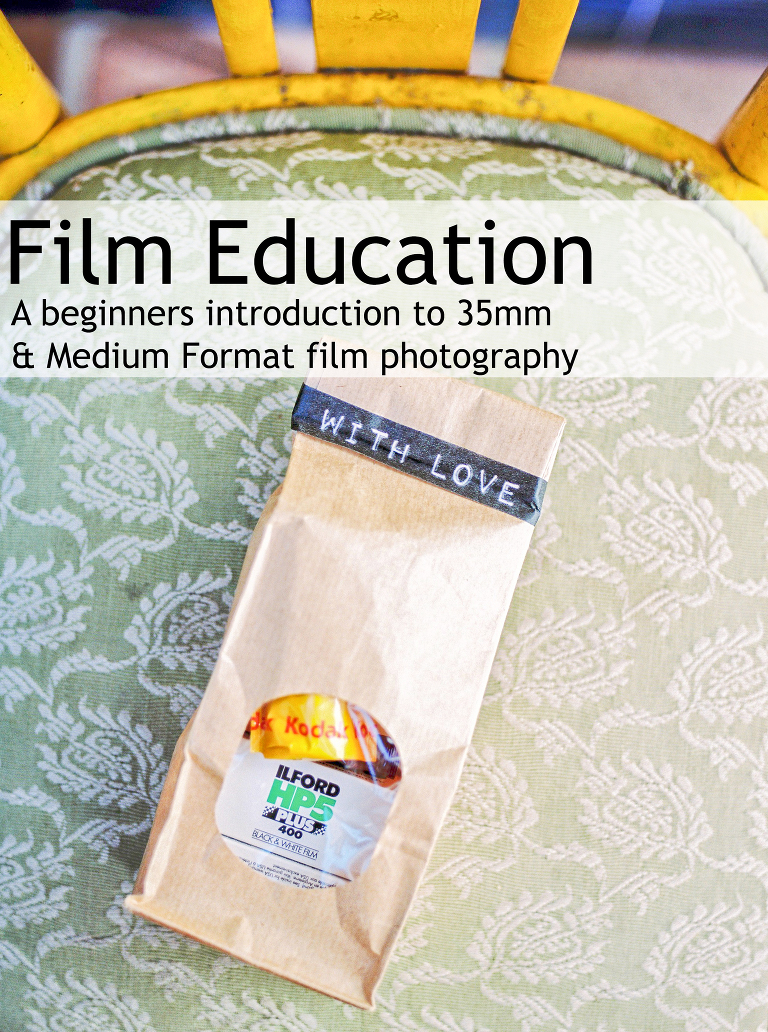 Film Education, How to shoot film by Fiona Caroline Photography