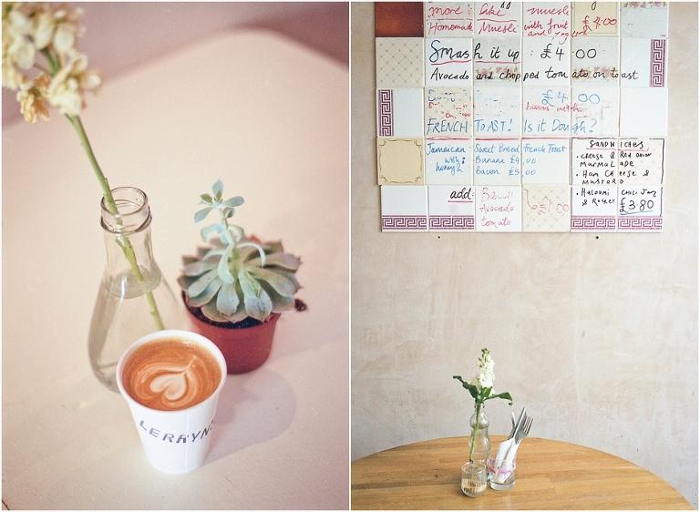 Peckam, London, Lerryns Cafe by Fiona Caroline Photography