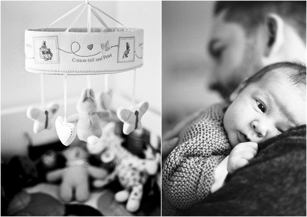Newborn Baby Photography Details of nursey in Herts