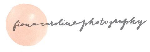 Fiona Caroline Photography logo